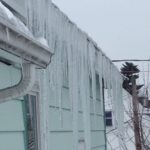 ice dam water damage manchester, nh