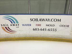 soilaway dasher ad tri-town ice arena