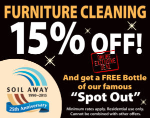 Furniture upholstery cleaning NH