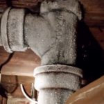 frozen pipes water damage NH