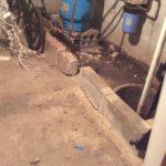 sump pump water damage NH