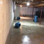 flooded basement cleanup nh