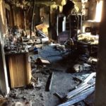 Electrical Fire Damage Cleanup – Nashua, NH