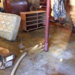 water damage contaminants NH