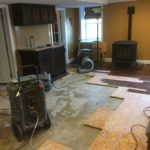 flood and storm damage cleanup NH