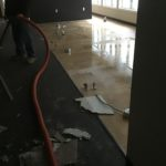 water damage cleanup after a storm NH