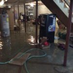 Country Club Flood Cleanup NH